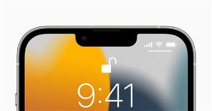 ¿Cuánto se ha reducido el notch en los iPhone 13?