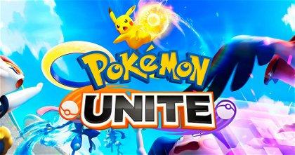 Pokemon UNITE ya disponible en iPhone y iPad