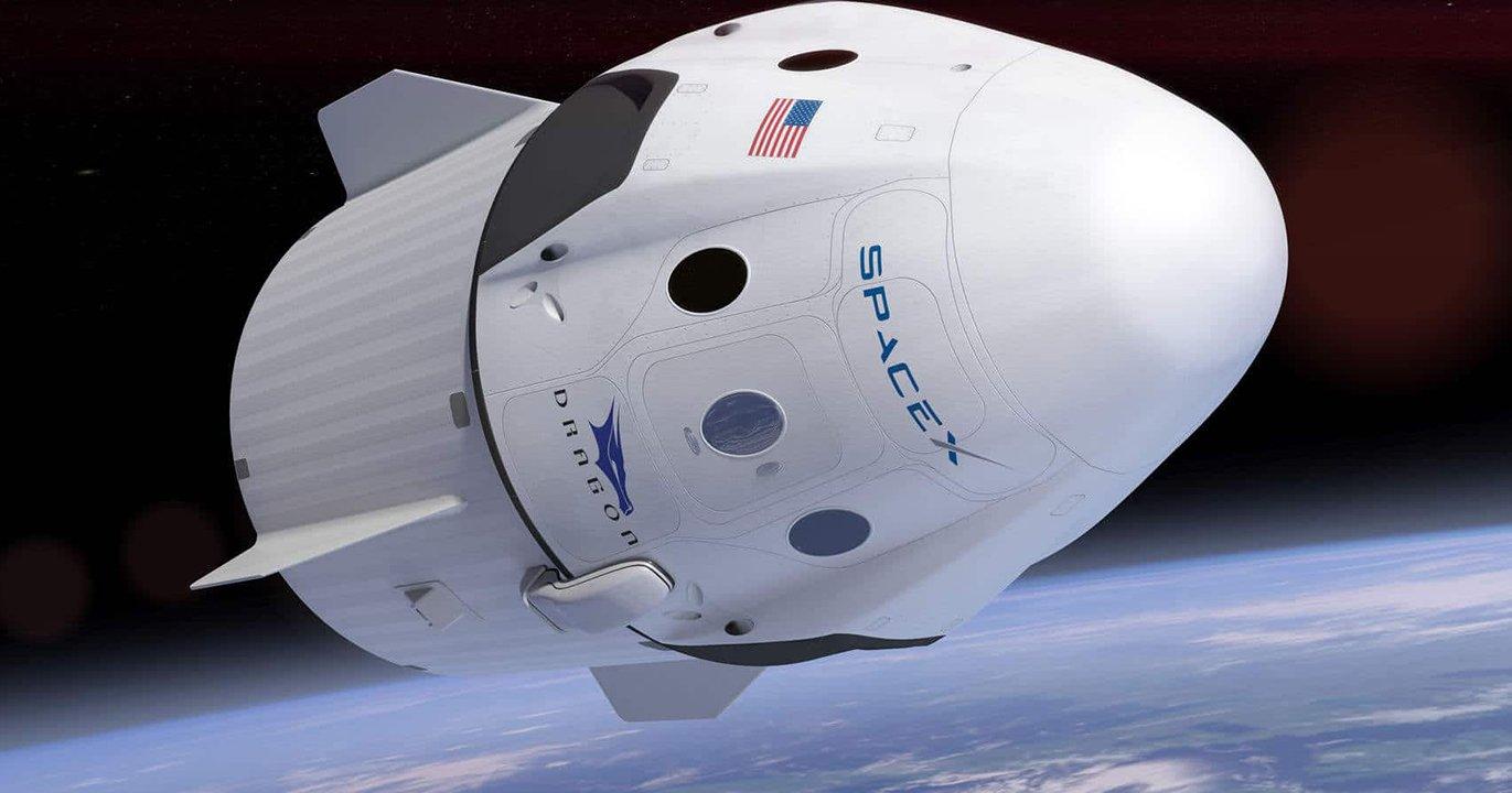 Cápsula SpaceX