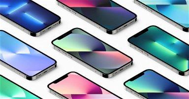 Descarga los wallpapers de los iPhone 13