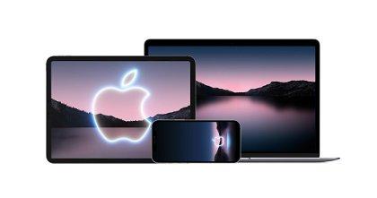 Descarga los fondos de pantalla de la keynote del iPhone 13