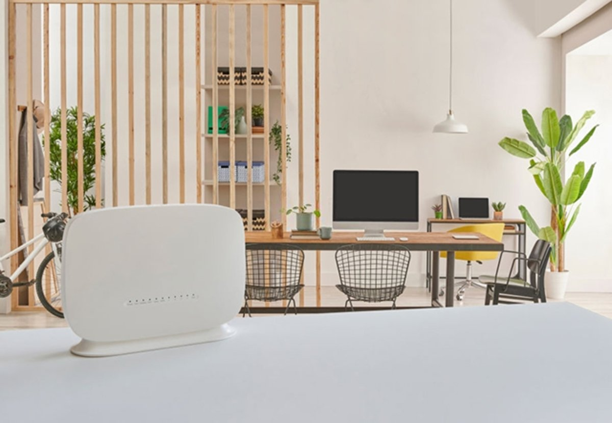 Evita que queden espacios que puedan alterar la señal WiFi