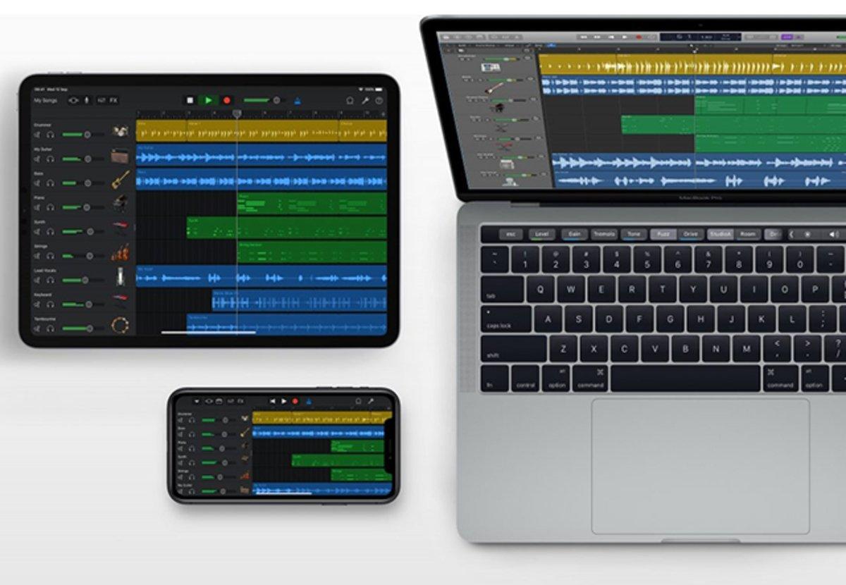 Apple te ensena a remezclar canciones exitosas con Garageband desde tu iPhone, iPad y Mac