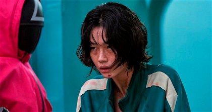 HoYeon Jung, actriz de 'El juego del calamar' usa un iPhone