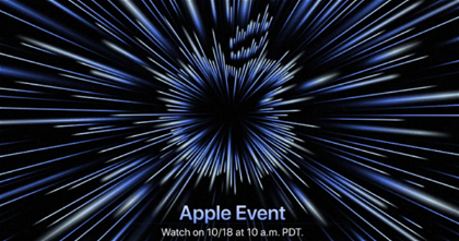 Apple anuncia un evento especial para el 18 de octubre