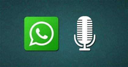 La mejora que todos desean en las notas de voz de WhatsApp a punto de llegar