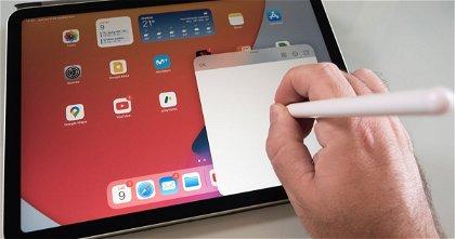 Notas rápidas en el iPad: cómo usar esta función de iPadOS 15 en tu tablet