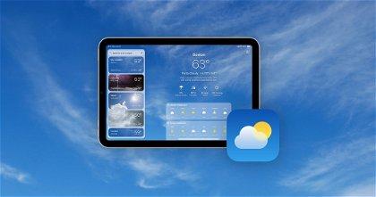 El iPad sigue sin app del Tiempo, pero este concepto muestra el camino
