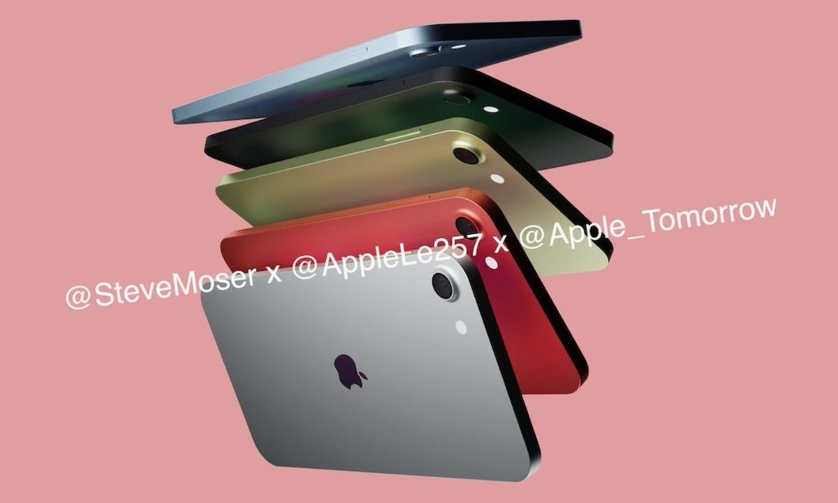 Concepto del nuevo iPod touch