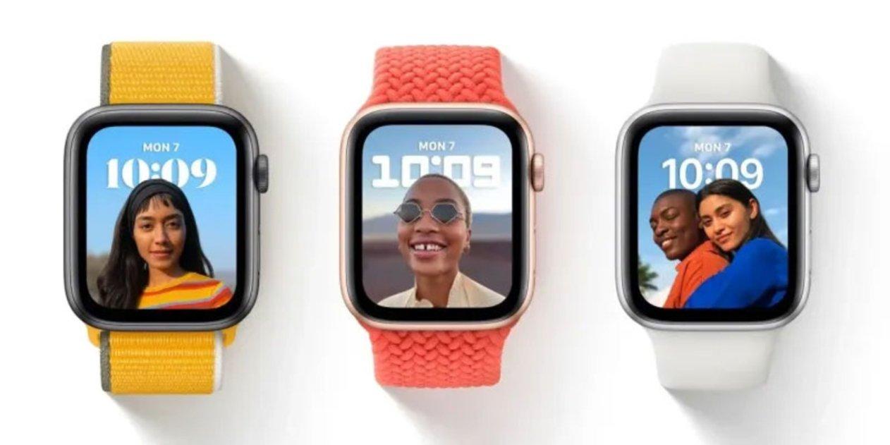 Esfera Retratos Apple Watch