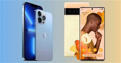 Compartiva: iPhone 13 Pro Max vs Google Pixel 6 Pro